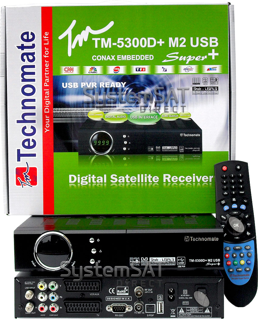 TM-5300D+ M2 USB Super+