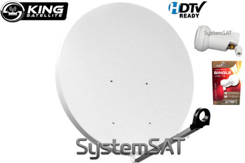 60cm Hi-Gain Satellite Steel Dish