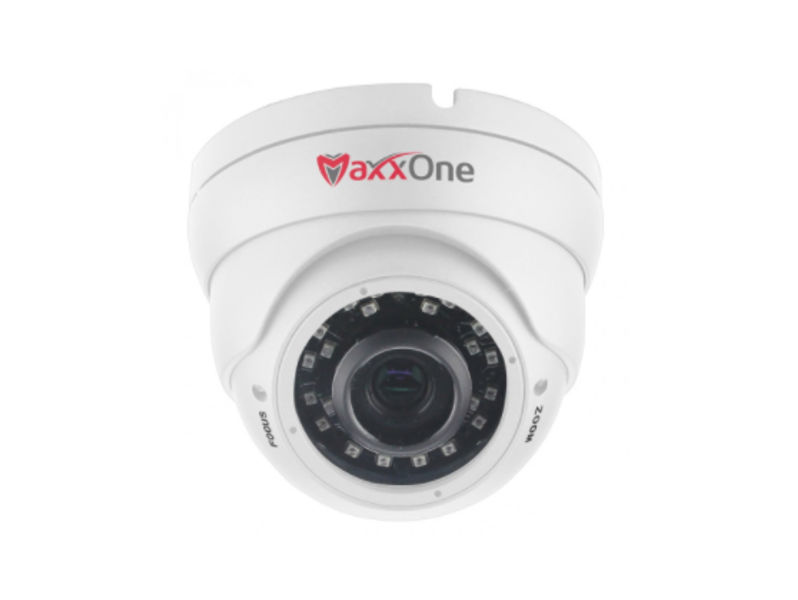 MAXXONE Varifocal Dome 4 in 1 Camera WHITE
