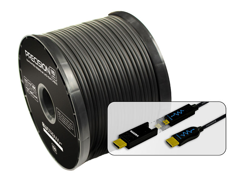 30m PRECISION 18 HDMI Active Optical Lead