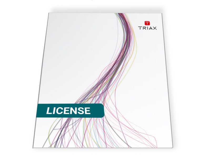TRIAX TDX SNMP License