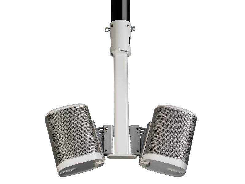 (1) FLEXSON 50mm Pole Adaptor for Ceiling