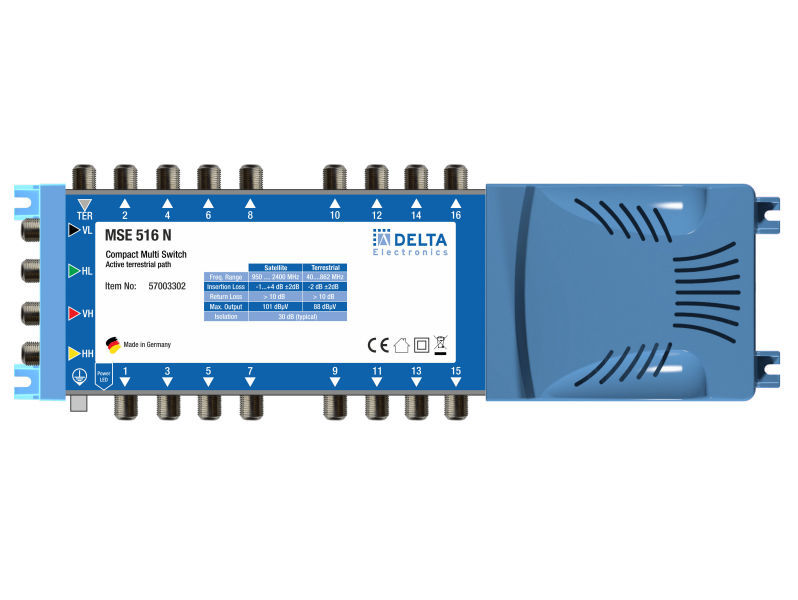 DELTA MSE 516N Multiswitch