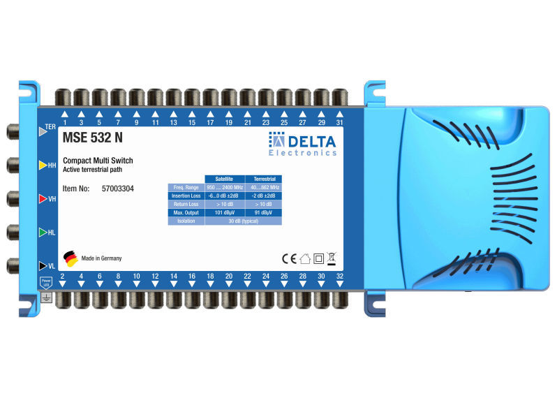 DELTA MSE 532N Multiswitch