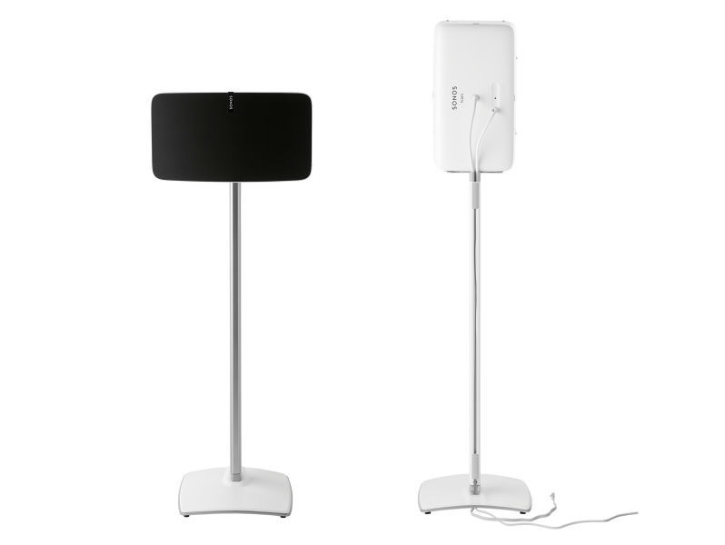 (2) SANUS Floorstand for SONOS® White