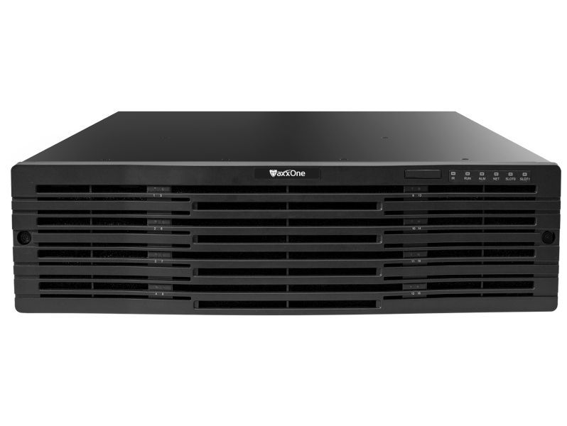 MAXXONE ELITE 64 CHL 12MP NVR 16 SATA