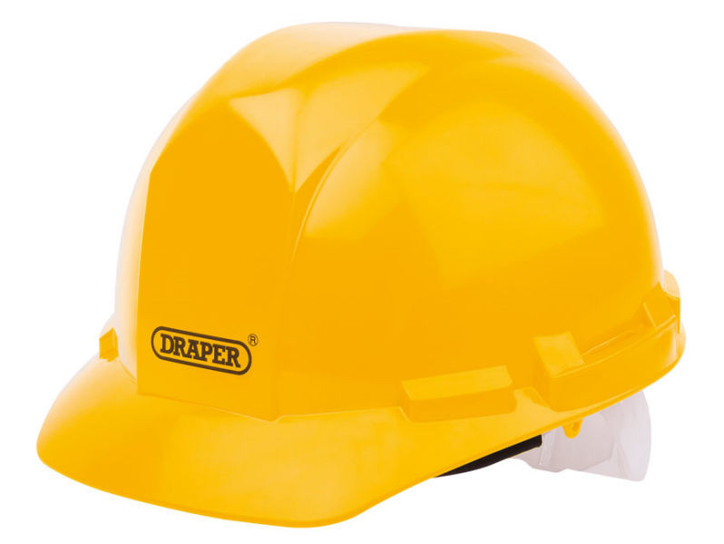 Safety Hard Hat (BS-EN397) Yellow