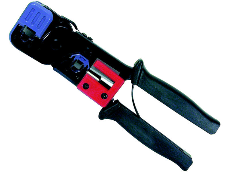 NETWORKING Crimp Tool RJ45 / RJ12 / RJ11