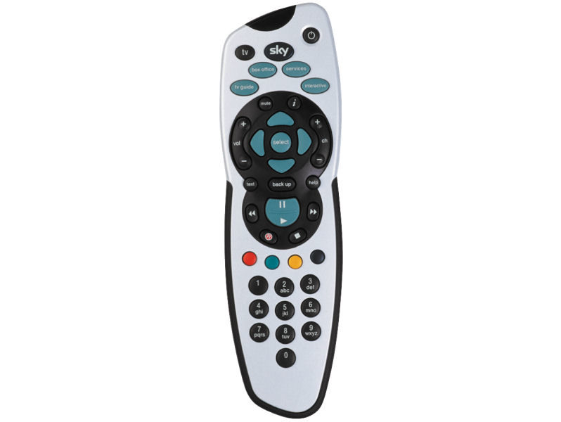 OFFICIAL SKY+ Remote Control