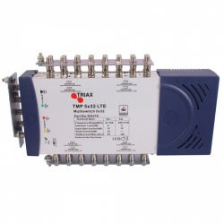 TRIAX TMP 5x32 Mains Powered Multiswitch with Earth Bars