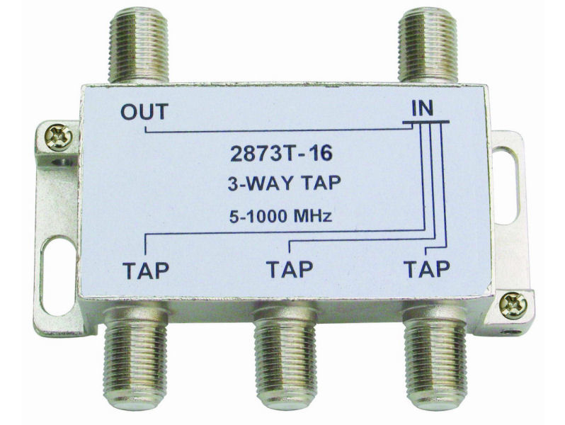 INTERNAL 3-16 F Type Tap (5-1000MHz)
