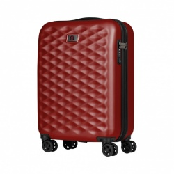 Wenger Lumen Hardside 20'' Carry On Roller Case - Red