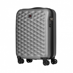 Wenger Lumen Hardside 20'' Carry On Roller Case - Silver