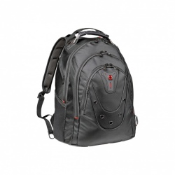 Wenger Ibex 16'' Backpack Black Ballistic - 125 Years Special Edition
