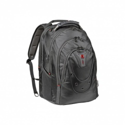 Wenger Ibex 17'' Backpack Black Ballistic - 125 Years Special Edition