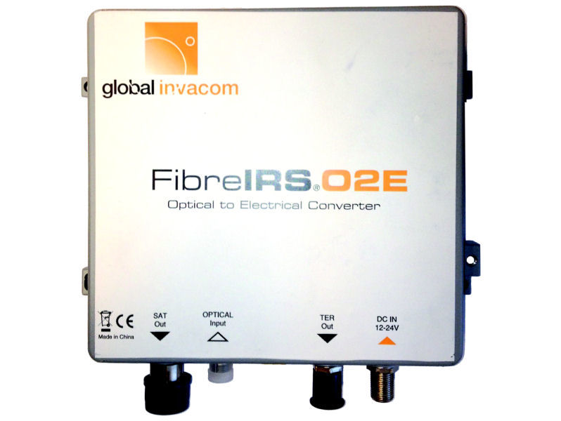 GLOBAL FibreIRS® O2E Converter