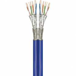 100m CAT 7A+ Duplex Network Cable S/FTP PiMF CU AWG LSZH