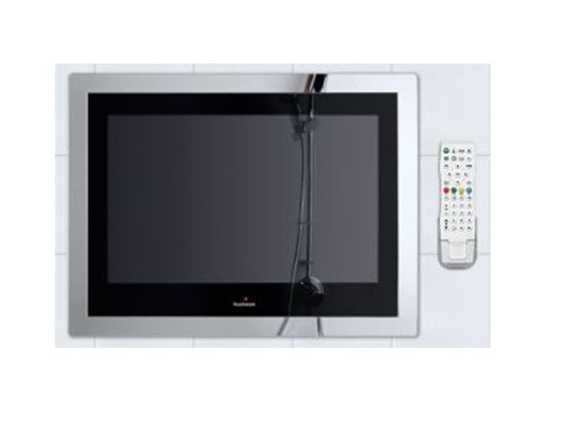 TILEVISION 22'' HD Bathroom LED TV (BLACK)