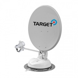 Maxview Target 50cm Satellite System with Single LNB