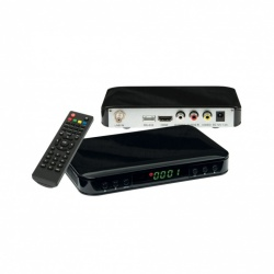 "VISIBLEWAVE FREE TO AIR ""FTA"" HD 1080P SATELLITE RECEIVER DVB-S2 & H.264,MPEG4/2"