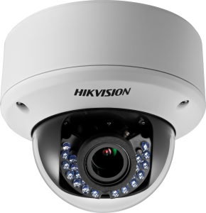 Hikvision Turbo HD Camera DS-2CE56D5T-VFIR CCTV camera - fixed dome