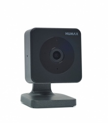 Humax Eye HD Wi-Fi Motion Activated Security Camera with Free Cloud Storage