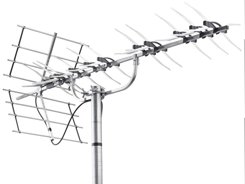 triax lte unix 52 element high gain tv aerial group t channels 21