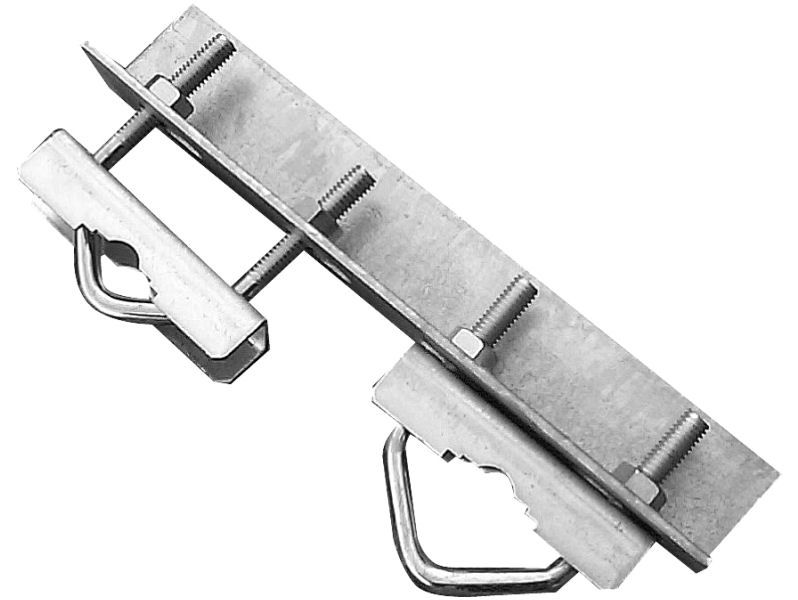2'' HANDCUFF Clamp c/w Channels (Each)