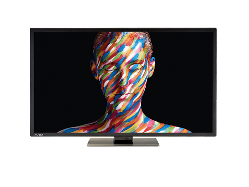 Avtex 24'' LED TV with HD Freeview/Satellite/DVD/Record