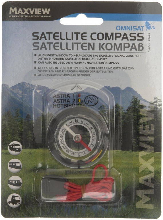 Maxview Satellite Compass