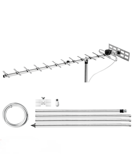 Maxview C3014/B Mobile Tv Aerial Kit-14 Element