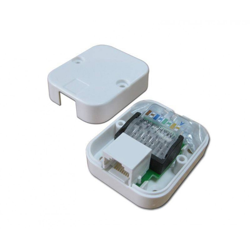 RJ45 Gigabit Ethernet Extension Socket