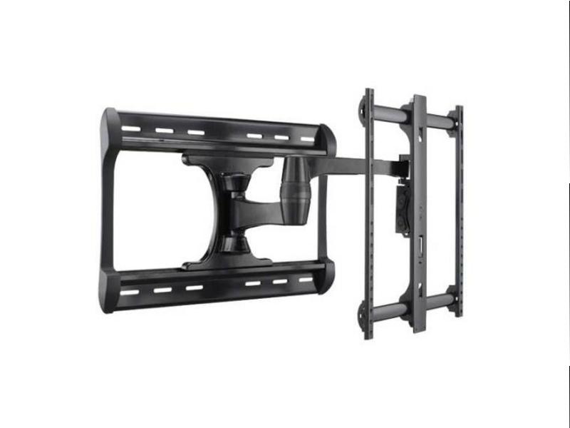 sanus large 37 65 tv 39 s flat mount with vesa virtual axis 3d. Black Bedroom Furniture Sets. Home Design Ideas