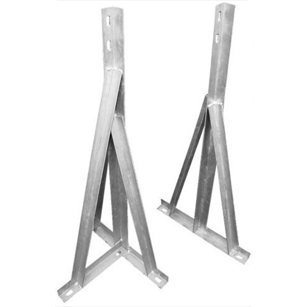 36'' T&K Wall Bracket Galvanised Steel Heavy Duty Mount