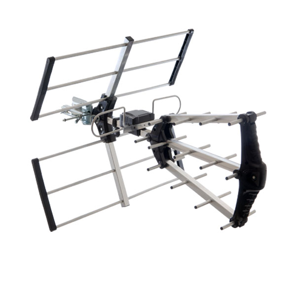 Maxview MXL052 Compact Tri-boom Mobile Tv Aerial