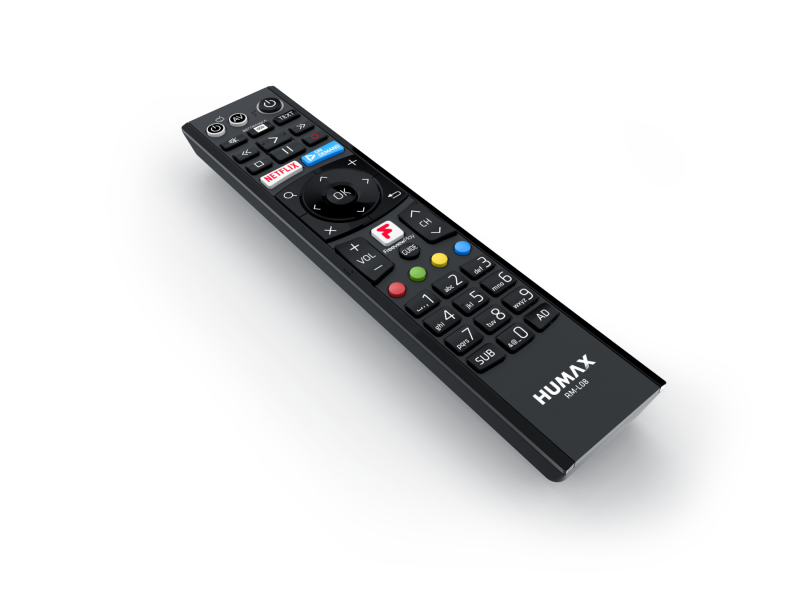 Humax RM-L08 Original Remote for FVP4000T Models