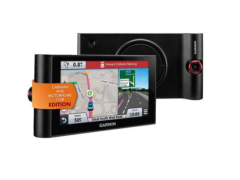 Avtex 6''Caravan Club Edition Sat Nav with Dash Cam