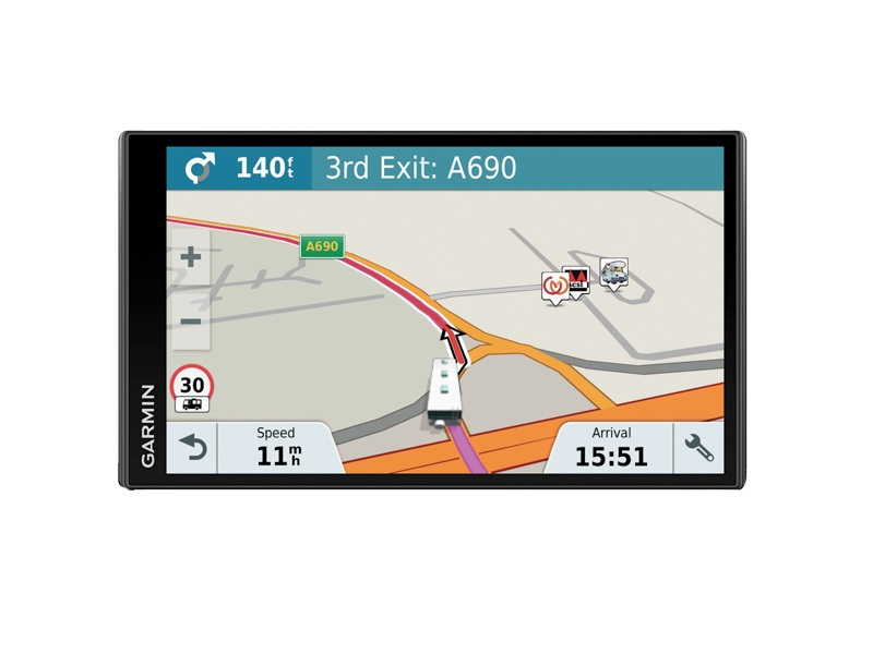 Avtex Tourer One 7'' Caravan Club Edition Sat Nav