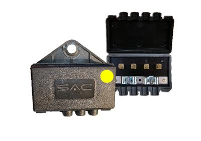 SAC Inductive 3-way Splitter DC Pass