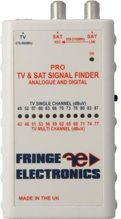 SAC Fringe Pro Meter (TV & Satellite)