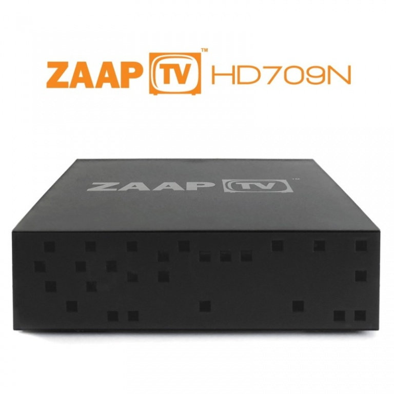 Zaap TV HD709N Arabic IPTV Box 2 Years Subscription
