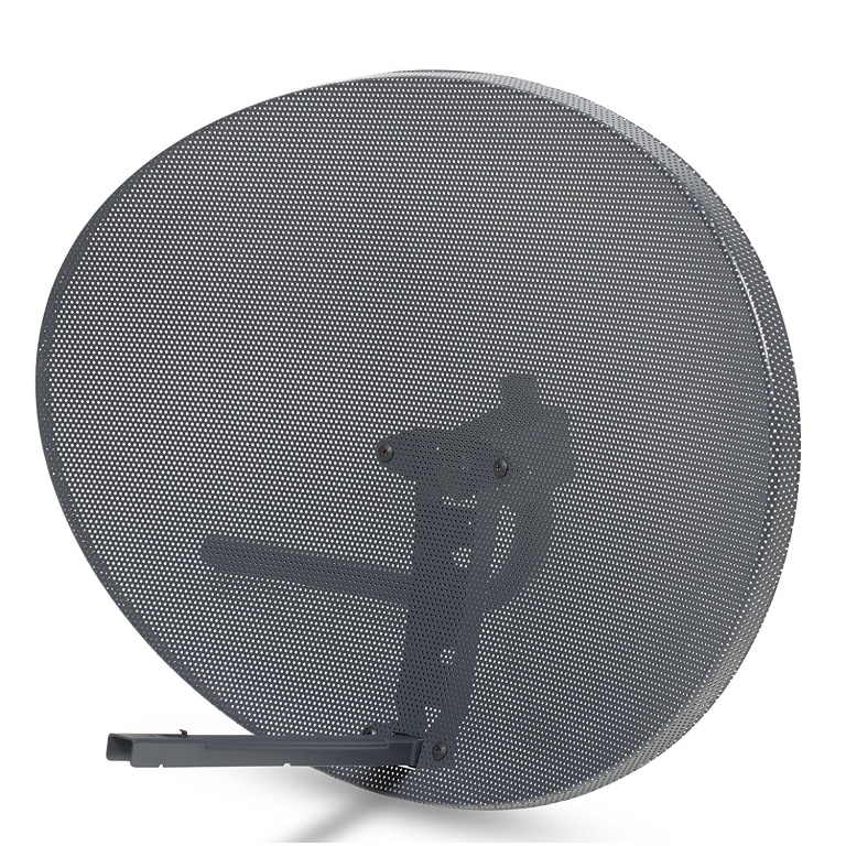 Zone 2 Satellite Dish with LNB for Sky Freesat HD SD