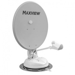 Maxview 65cm Manual Crank-Up Satellite System
