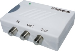 TM-2 LINK Compact Distribution Amplifier