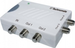 TM-4 LINK Compact Distribution Amplifier