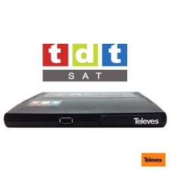 TDT SAT HD Spain Official Spanish HD Digital TV Receiver