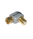 Maxview MXR0073M Angled F Connector Gold