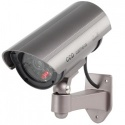 Konig Dummy CCTV Outdoor with flashing IR LEDs + Fittings
