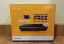 Humax HDR1100S Smart 1TB Freesat with Freetime HD Digital TV Recorder  Black