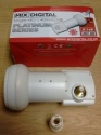 Mix Digital MD-1 Super High 0.1dB Single 40mm Universal LNB